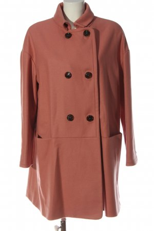 French Connection Wool Coat pink casual look