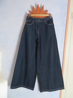Vintage Marlene jeans donkerblauw-blauw