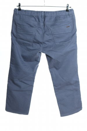 Fresh made 3/4 Length Trousers blue casual look