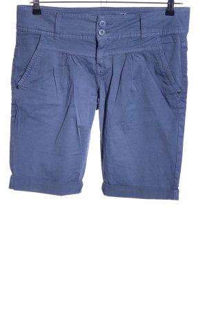 Fresh made Bermuda blau Casual-Look
