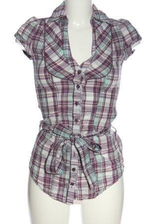 Fresh made Short Sleeve Shirt allover print casual look
