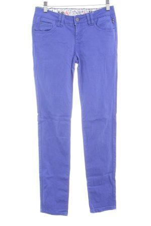Fresh made Slim Jeans blau Casual-Look