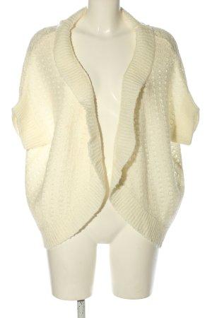 Fresh made Cardigan tricotés blanc cassé élégant