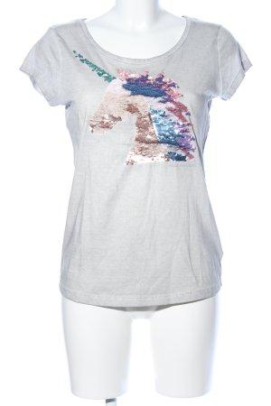 Fresh made T-Shirt meliert Casual-Look