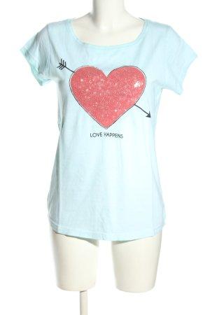 Fresh made T-Shirt Motivdruck Casual-Look
