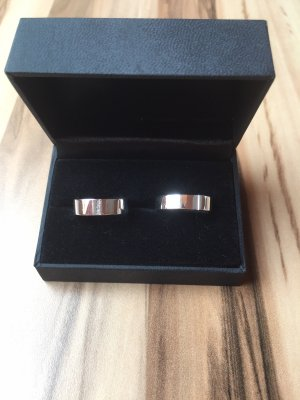 Krämer Partner Ring silver-colored