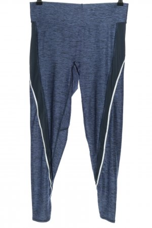Freya pantalonera azul moteado look casual
