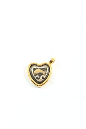 Freywille Medalik złoto W stylu casual