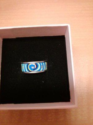 Freywille Anello blu