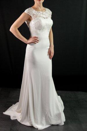Frida Claire Suknia ślubna biały