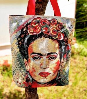 Frida Kahlo Shopper *neu*