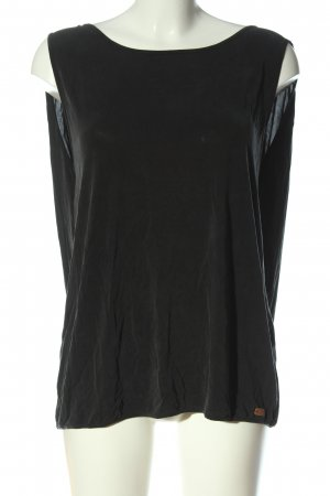 Friday' s Project Backless Top black casual look