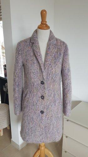 Frieda & Freddies New York Manteau en laine rose clair-mauve