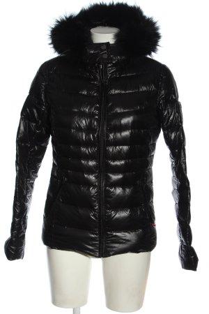 Frieda & Freddies New York Down Jacket black casual look