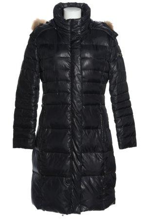 Frieda & Freddies New York Donsjack zwart quilten patroon casual uitstraling