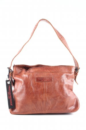 Frieda & Freddies New York Handtasche rot Casual-Look