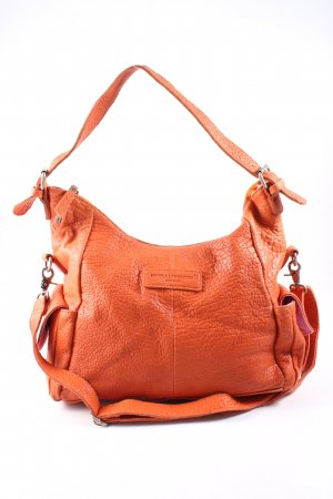 Frieda & Freddies New York Handtasche hellorange Casual-Look