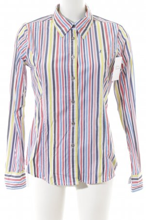 Frieda & Freddies New York Hemd-Bluse Streifenmuster Casual-Look