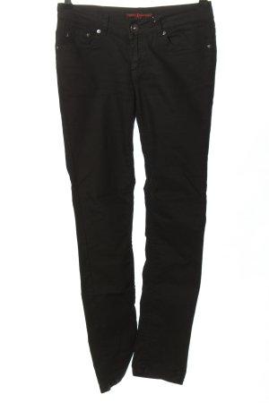 Frieda & Freddies New York Slim Jeans schwarz Casual-Look