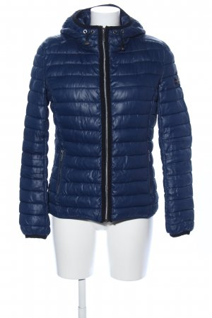 Frieda & Freddies New York Quilted Jacket blue quilting pattern casual look
