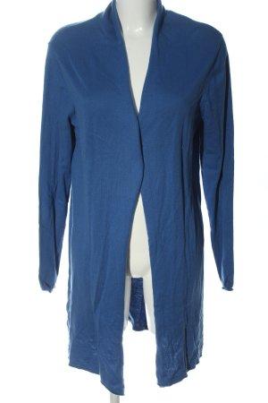 Frieda & Freddies New York Strick Cardigan blau Casual-Look