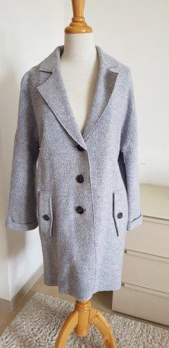 Frieda & Freddies New York Wool Coat light grey
