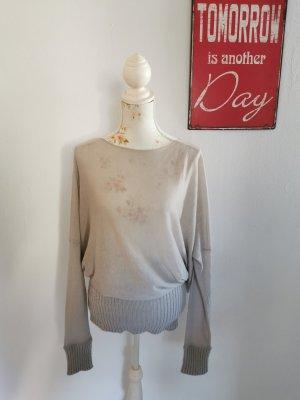 Friendly Hunting Pullover in cashmere bianco sporco-beige chiaro Cachemire