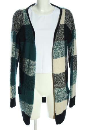Friendly Hunting Wool Jacket green-natural white check pattern casual look