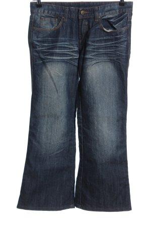 3/4 Jeans blau Casual-Look