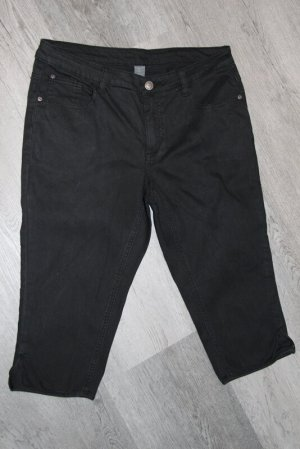 Friendtex Capris black cotton