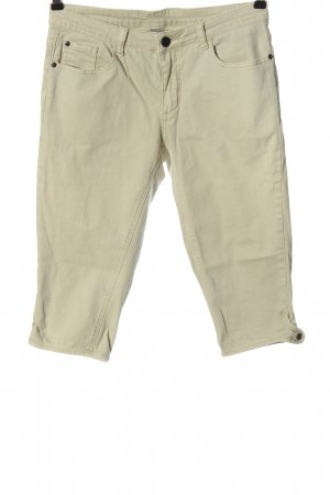 Friendtex 3/4 Length Jeans natural white casual look