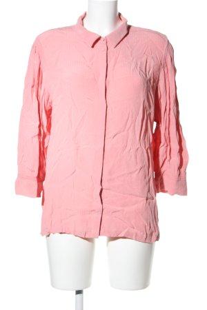 Friendtex Hemd-Bluse pink Casual-Look