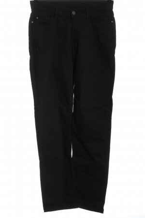 Friendtex Low-Rise Trousers black casual look