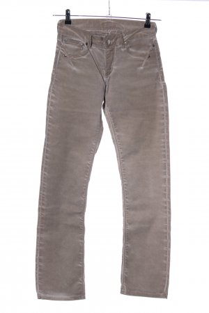 Friendtex Karottenjeans wollweiß Casual-Look