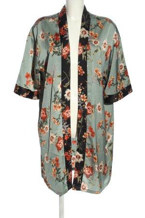 Friendtex Kimono motivo floreale stile casual