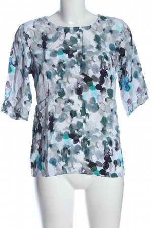 Friendtex Short Sleeved Blouse allover print casual look