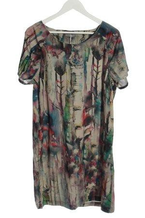 Friendtex Shortsleeve Dress allover print casual look