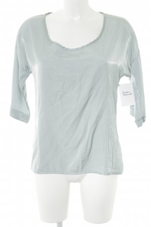 Friendtex Long Sleeve Blouse pale blue casual look