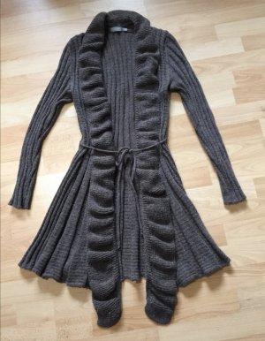 Friendtex Knitted Cardigan black