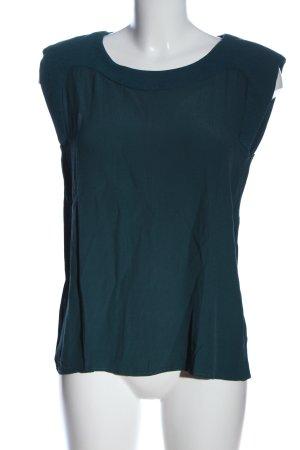 Friendtex Schlupf-Bluse grün Casual-Look