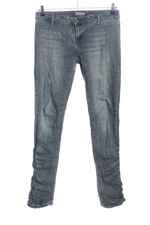 Friendtex Skinny Jeans hellgrau Casual-Look
