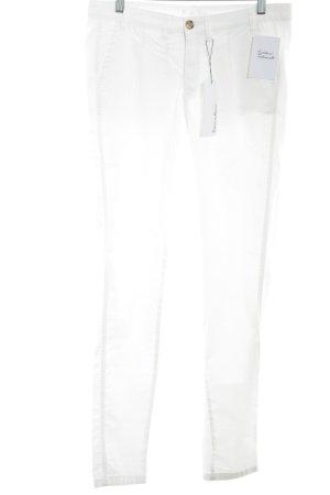 Friendtex Skinny Jeans wollweiß Casual-Look