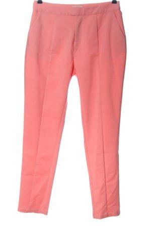Friendtex Stoffhose pink Casual-Look