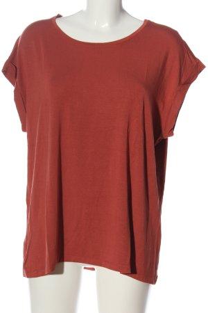 Friendtex Strickshirt rot Casual-Look