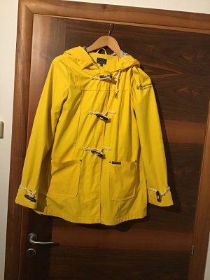 Schmuddelwedda Płaszcz przeciwdeszczowy żółty