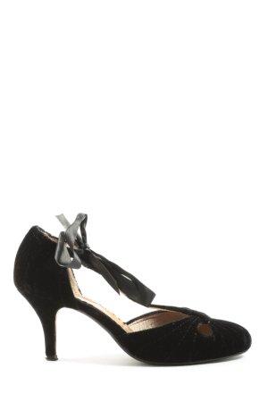 Friis & Company High Heels schwarz Elegant