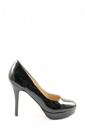 Friis & Company High Heels schwarz Business-Look