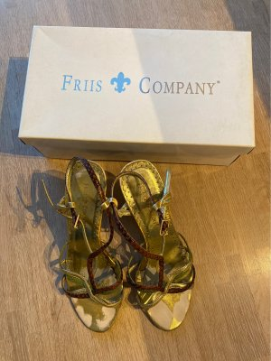 Friis & Company Riemchenpumps