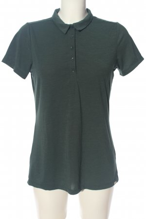 Frilufts T-Shirt grün meliert Casual-Look