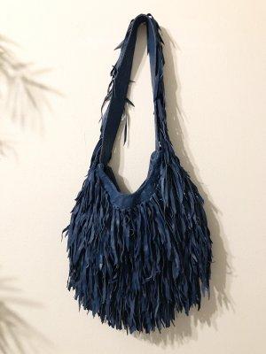 Pouch Bag cornflower blue-blue